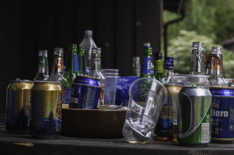 Riskbruk av alkohol